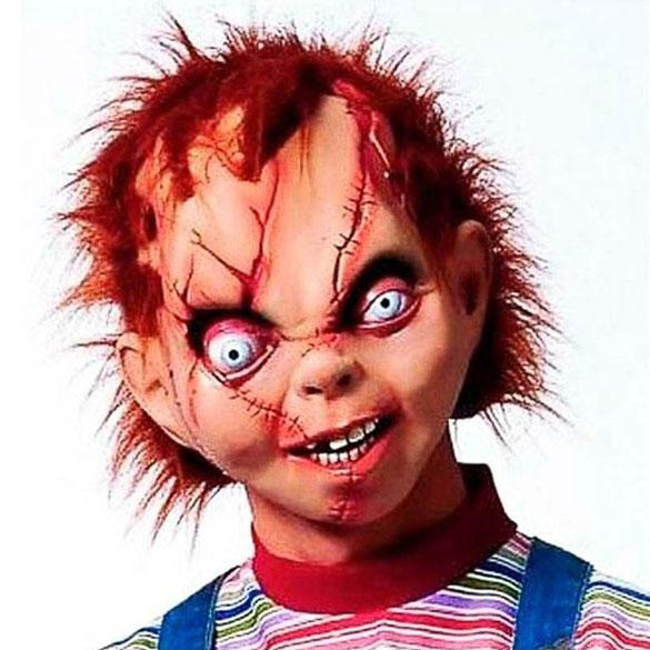 Máscara Chucky látex