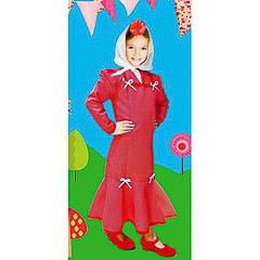 Disfraz Chulapa Madrileña infantil