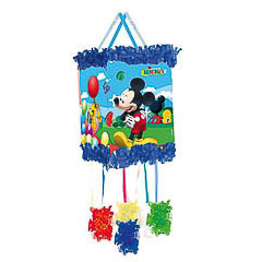 Piñata pequeña Mickey Mouse Club House
