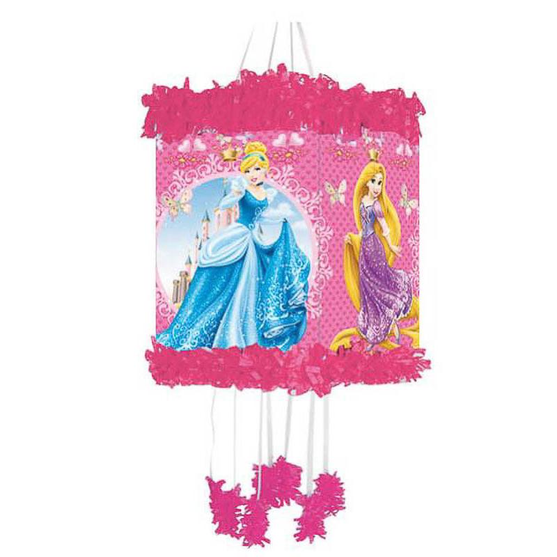 Piñata pequeña Princesas Disney