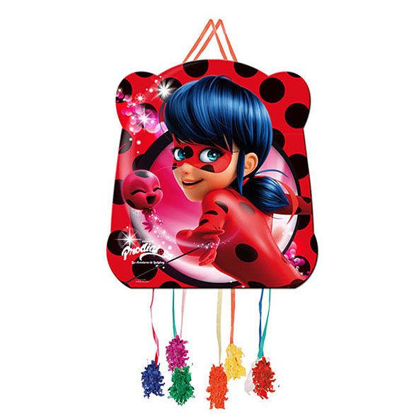 Piñata pequeña Ladybug