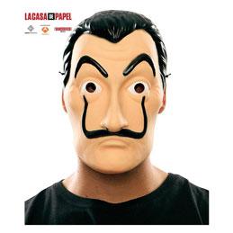 Careta Pintor Dalí original La Casa de Papel - Ítem