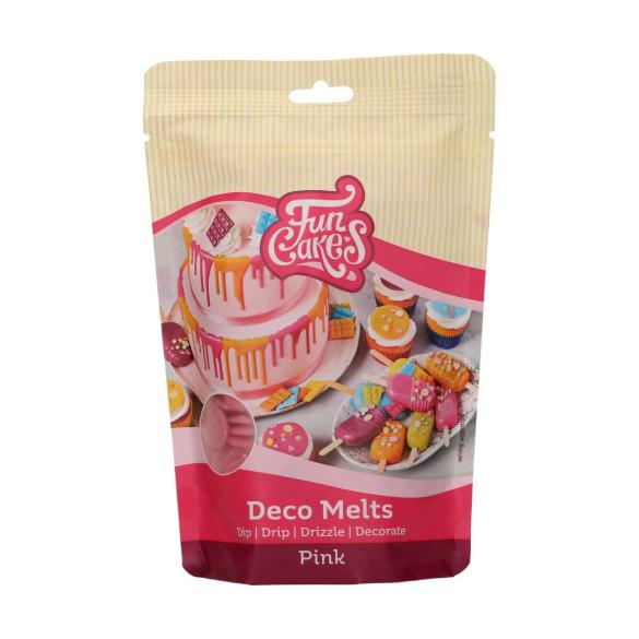 Candy Melts Wilton color rosa