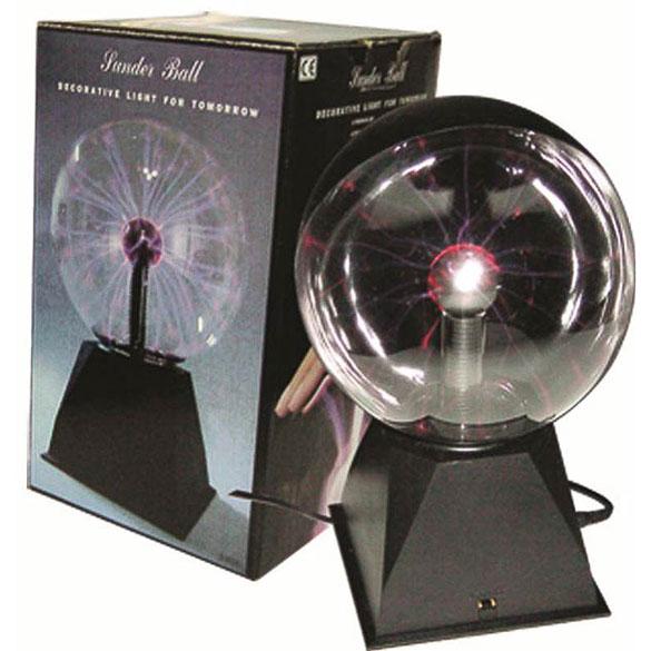 Lámpara de plasma pequeña
