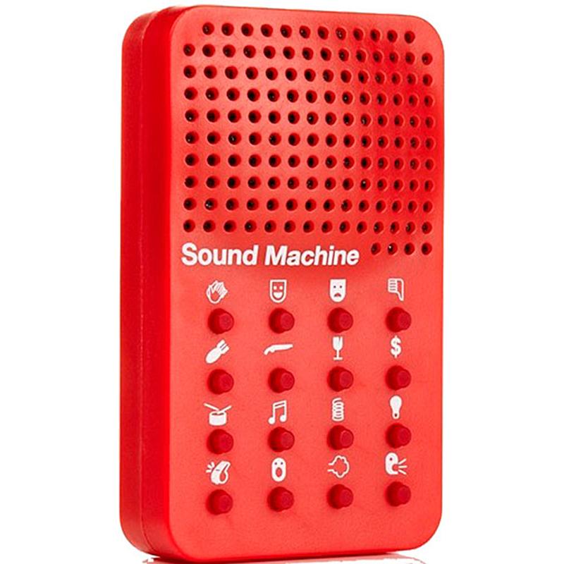 Máquina sonidos varios
