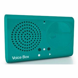 Grabador distorsionador de sonido