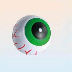 Pelota inflable ojo