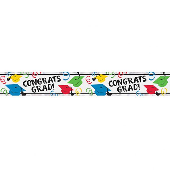 Pancartas graduación recortable, 3 u
