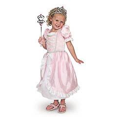 Disfraz princesa infantil