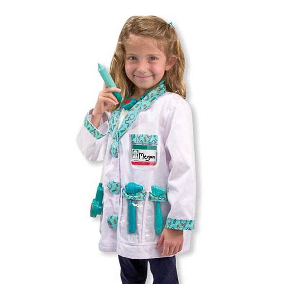 Disfraz médico infantil 050aa9f2e66