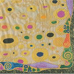 Servilletas Vienes Platino 33 x 33 cm, Pack 20 u.