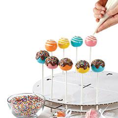 Stand o Expositor para Decorar o Presentar Cakepops, Wilton