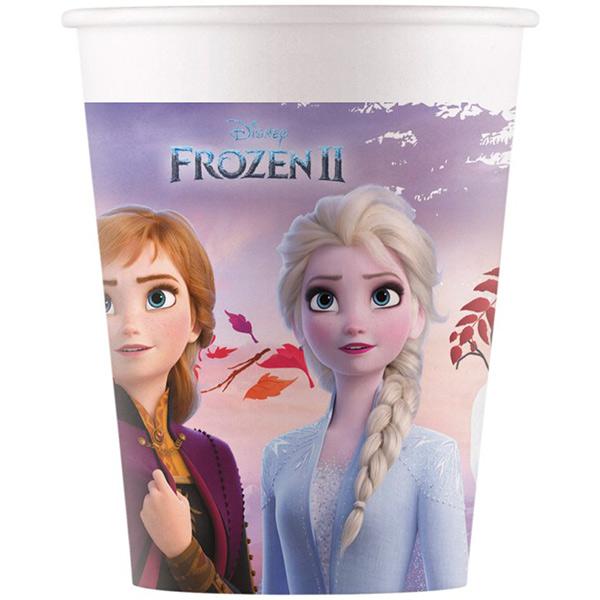 Vasos Frozen 200 ml, Pack 8 u.