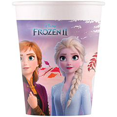 Vasos Frozen 200 ml, Pack 8 u.