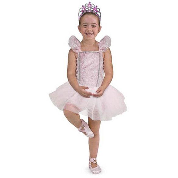 Disfraz bailarina infantil