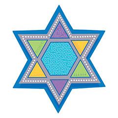 Cartel Estrella de David