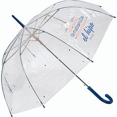 Paraguas Mr.Wonderful Largo, Caiga un trueno o un meteorito hoy estás de quitar el hipo