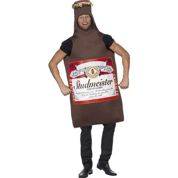 Disfraz de Botella Cerveza Studmeister