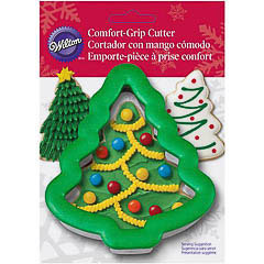 Cortador de galletas con forma de abeto Navidad - Ítem