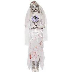 Disfraz novia muerta
