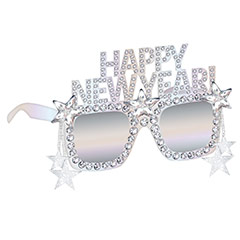 Gafas Happy New Year