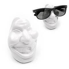 Soporte para gafas modelo cara