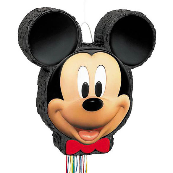 Piñata artesana Mickey Mouse