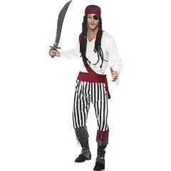 Disfraz pirata - Ítem