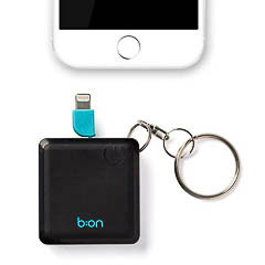 Batería de emergencia para Apple, llavero - Ítem