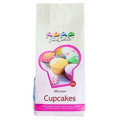 Mezcla para cupcakes