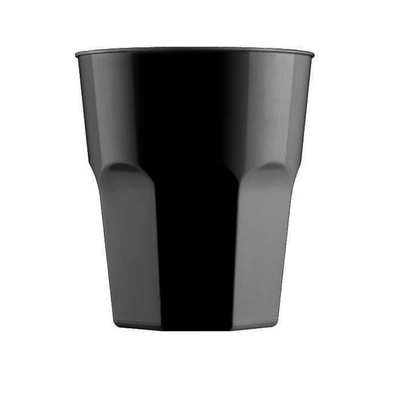 Vasos plástico duro 300 ml, Pack 6 u.