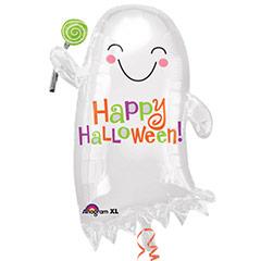 Globo Fantasma caramelo