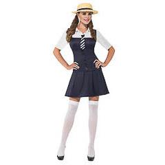 Disfraz colegiala