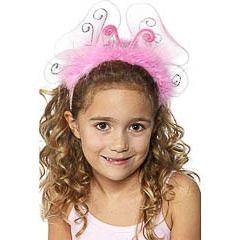 Diadema princesa infantil