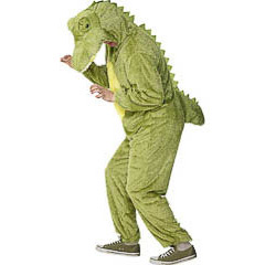 Disfraz cocodrilo - Ítem