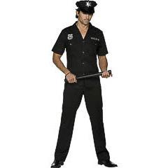 Disfraz policia - Ítem