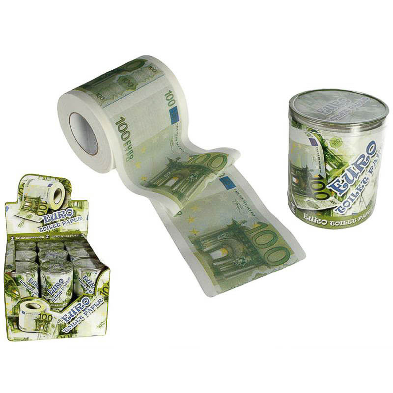 Papel WC 100 €