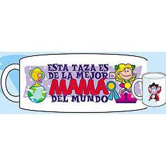 Taza de la mejor Mamá