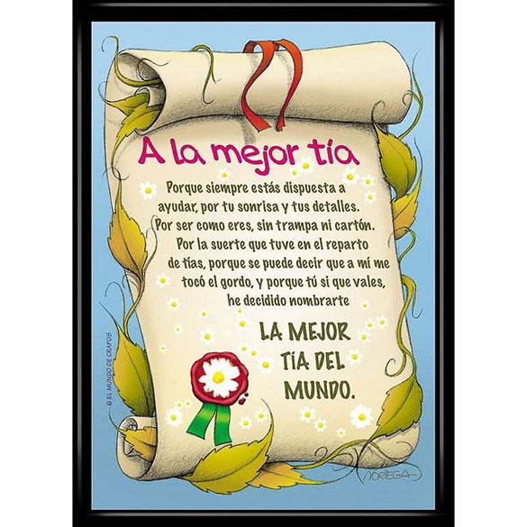 Hermosa Mejor Marco Tía Embellecimiento - Ideas Personalizadas de ...
