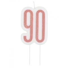 Vela cumpleaños 90 años