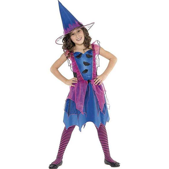 Disfraz bruja infantil