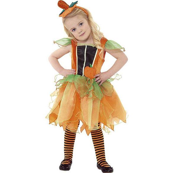 Disfraz calabaza infantil