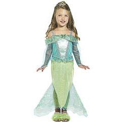 Disfraz La Sirenita infantil