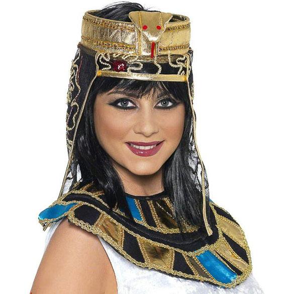 Tocado de egipcia