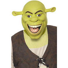 Careta Shrek