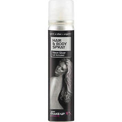 Spray cuerpo y pelo plata