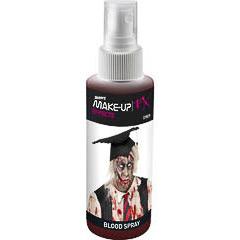Maquillaje Sangre líquida en spray