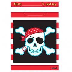 Bolsas Piratas piñata, Pack 8 u.