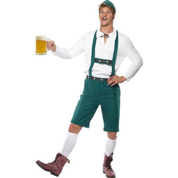 Disfraz bávaro, tirolés, Alemán, Oktoberfet