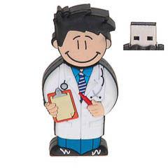 Memoria USB doctor o médico 8GB